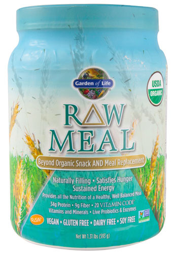 Meal Replacements Raw Organic Meal
