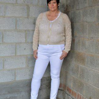 Ellip-sis witte broek