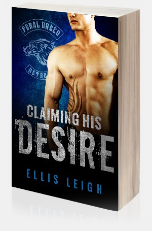 Claiming His Desire Cover