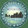 Motor City Alien Mail Order Brides Logo