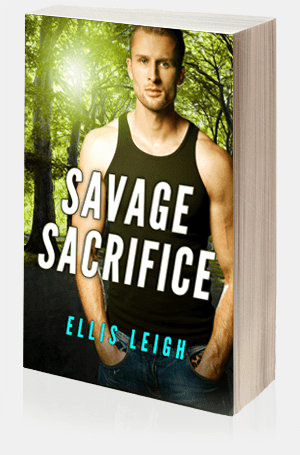 Savage Sacrifice Cover