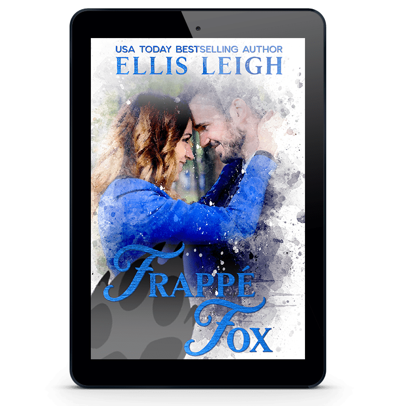 Cover of Frappe Fox in Ereader