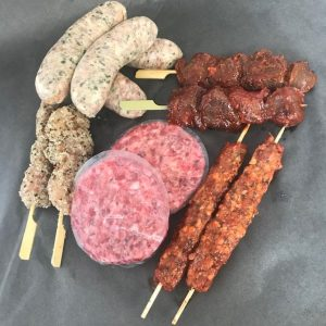 BBQ for 2 Pack