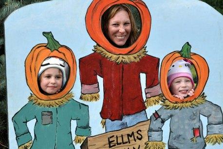 Family Fun at Ellms Family Farms