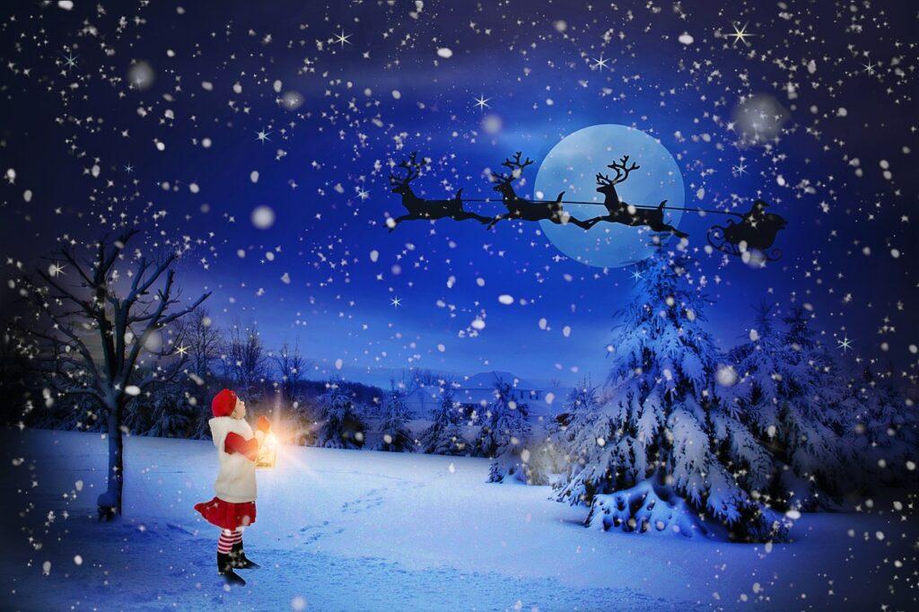 Christmas Poem On CHW