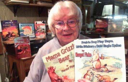 Interview With Children's Author Margot Finke