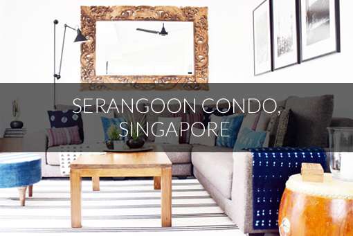 Serangoon Condo, Singapore