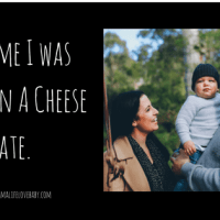 The Time I was Blind On A Cheese Date