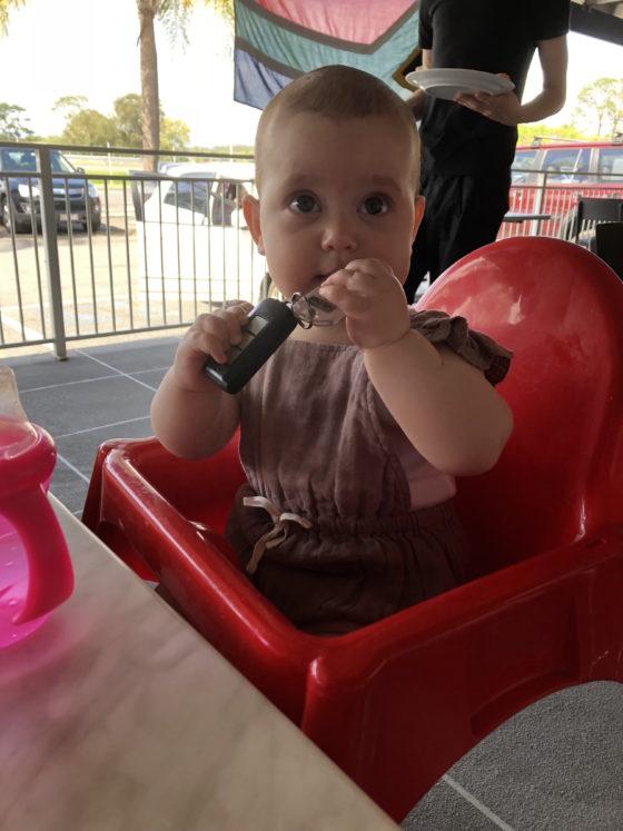 Diary of a Cray Baby - Ten Months - Image (c) mummalifelovebaby
