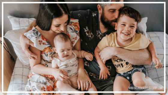 What Maternity Leave Is Really Like - Image (c) mummalifelovebaby