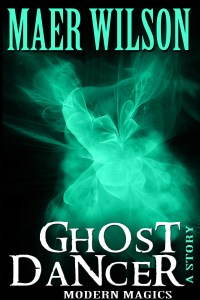ghost dancer - ebook cover high resolution