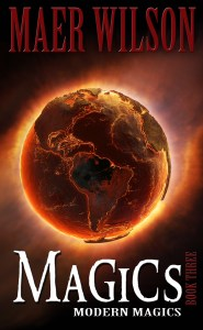 Magics ebook cover