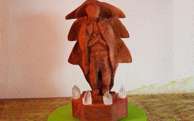 Skulptur MANITOU