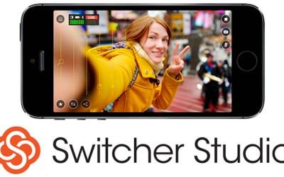 Producción de Videos en Vivo con Switcher Go
