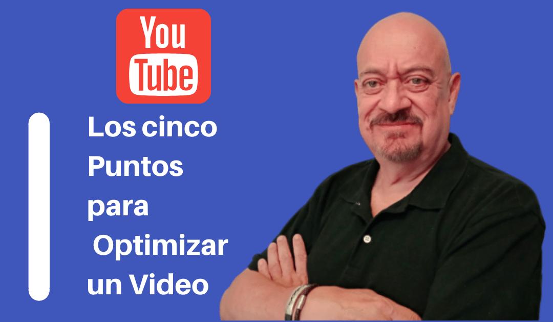 Optimización de Video con cinco puntos clave