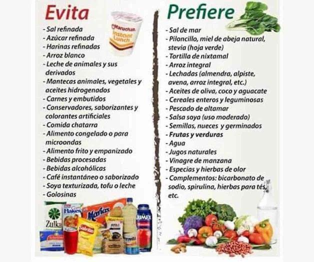 Orientan sobre nutrición sana