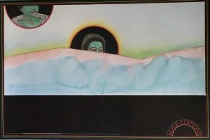 Folon Jean Michel & Glasser Milton, Woodstock 1977, 61x92 cms.  (1)