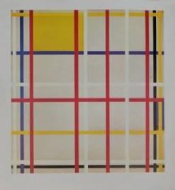 Mondrian Piet, New York City, 61x56 cms. 16 (3)
