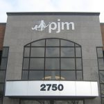 Exterior stud mounted metal letters & logo