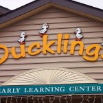 Molded plastic letters & ducks with vnyl graphic details in Chadds Ford, PA