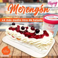 MERENGON X4 FRUTOS ROJOS