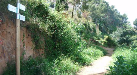 Torrent estudia crear un sendero para que el Barranc de l'Horteta pueda ser transitado en su totalidad