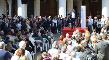 Gaspar reúne a más de 500 personas en Mislata