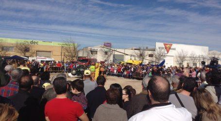 Jávega y Castellano inauguran la Feria del 112 en Aldaia