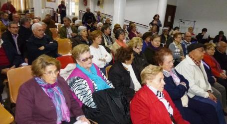 Las asociaciones de jubilados de Moncada celebran sus asambleas generales