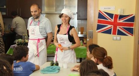 Aprender inglés cocinando en Mislata