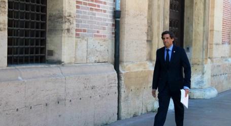 Sagredo solicitará apertura de juicio oral por el 'caso Auditori' de Paterna