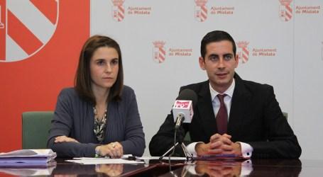 Mislata cierra 2013 con 4,3 millones de euros de remanente positivo y 2,1 de superávit financiero