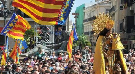 L'Horta también rinde homenaje a la Mare de Déu