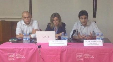 UPyD de Burjassot analiza en una charla la mediación y los conflictos vecinales