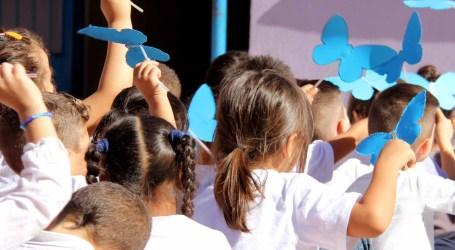 300 niños de Paterna dibujan las necesidades de su pueblo