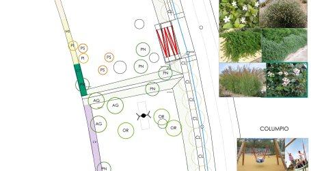 La Calle 133 de la Canyada de Paterna contará con zonas de uso deportivo y juegos infantiles