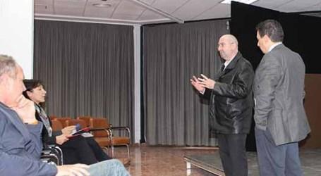 Empresarios locales de Alfafar debaten temas actuales