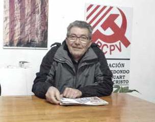 Arturo Tendeiro, nuevo coordinador de Esquerra Unida en Aldaia