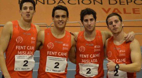El Fent Camí de Mislata, mejor club de la Comunitat en pista cubierta