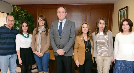 Cinco jóvenes trabajarán en Paiporta gracias al programa Salario Joven