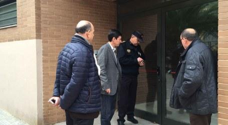 El alcalde de Burjassot exige a Conselleria el cese del edificio Ausiàs March