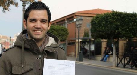 Sagredo acusa al PP de Paterna de ser los responsables del fracaso del Plan Confianza en el municipio