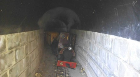 El Ferrocarril de la Granja de Burjassot, sin servicio por un acto vandálico