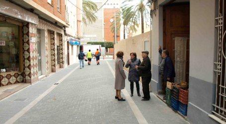 Catarroja reabre la calle San Antonio