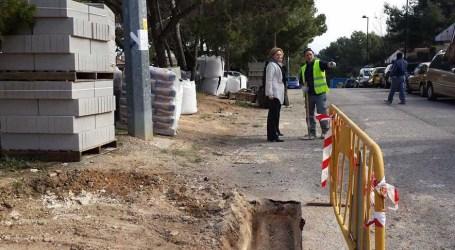 Torrent hace accesibles las calles de El Vedat