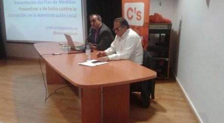 Ciudadanos Paiporta celebra la tercera carpa informativa para elaborar un proyecto «sensato y realista»