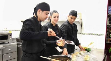 Mislata cocina para Cáritas