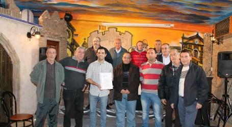 Sagredo se reúne con vecinos de Paterna para mostrarles su compromiso