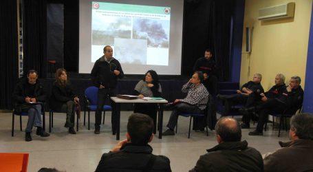La Vallesa de Paterna contará con una franja de seguridad para poder actuar en caso de incendio