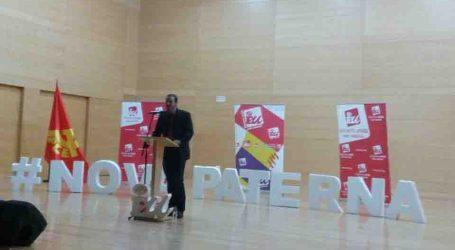 'Per una nova Paterna', candidatura de Esquerra Unida